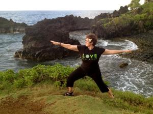 Loretta's aloha from Hana