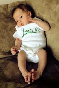 Anna Grace baby