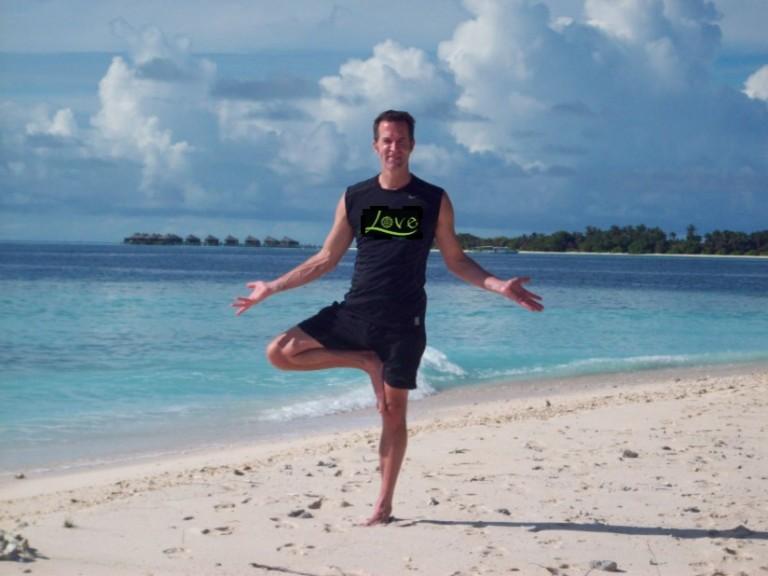 Paul loves maldives